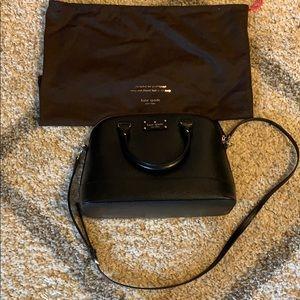 Satchel dome purse.